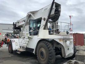 Terex CS45K Reach Stacker