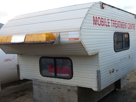 Mobile First Aid Treatment Centre