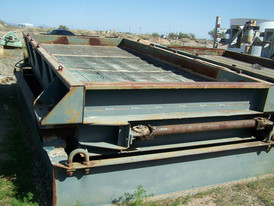 Used Rotex Screen. Model: 7221 10 HP Motor. Supplied with Extra SS Screen Cloths.