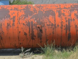 3,500 Gallon Steel Tank