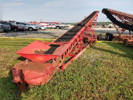 Garlock 62 ft. x 18 in. Portable Conveyor