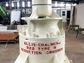 Allis Chalmers 322 Hydrocone Crusher