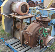 Used Allis Chalmers Slurry Pump. 8 in. x 6 in. x 18 in.