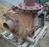 Used Allis-Chalmers SRL-C Slurry Pump. 8 in. x 6 in. x 18 in.