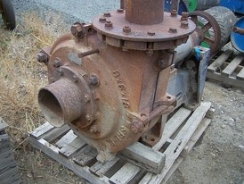 Allis-Chalmers 8 x 6 x 18 SRL-C Slurry Pump