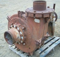 Used Allis Chalmers SRL-C Slurry Pump. 10 in. x 8 in. x 21 in.