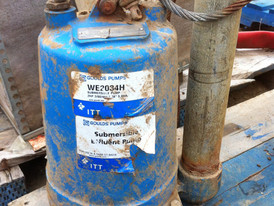 2 HP Goulds Submersible Pump