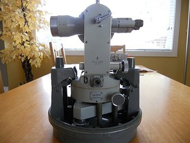 Theo-020 Theodolite survey scope.