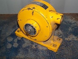 Used Dynapac Hopper Vibrators. Model: EB-41. Air Operated.