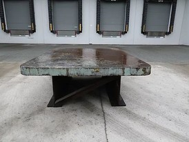 Custom Thick Steel Welding Table