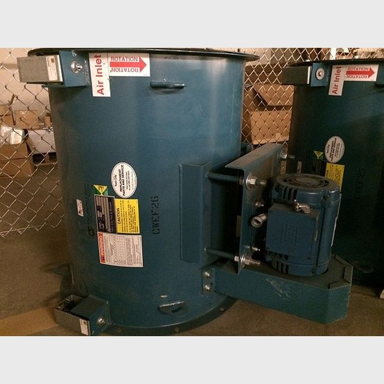 Twin City Fans And Blowers : Inch dia twin city fan blower company ventilation
