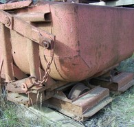 Granby Type Mine Cars