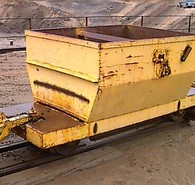 Maintenance Mine Cars