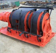 Three Drum Electric Slushers Hoists