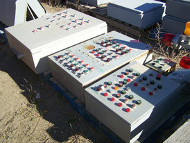 Button Control Panels. Various Sizes Available.