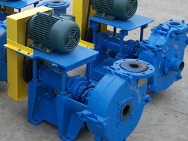 Wanted - Allis Chalmers Rubber Lined Slurry Pumps