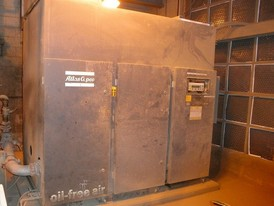 Atlas Copco Air Compressor. 750 CFM