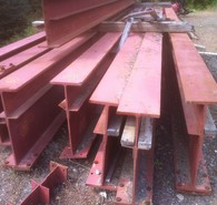 New and Used Structural Steel for Sale by Savona Equipment