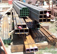 Steel Square Tubing