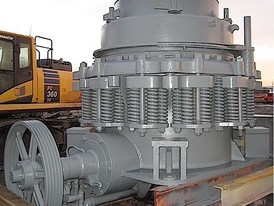 Symons 4¼ ft. Short Head Cone Crusher