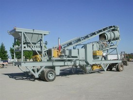 Thunderbird 25/50 Portable Placer Plant