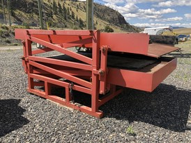 Global Mining Solutions 2 Deck Gold Wash Plant
