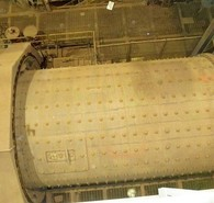 13 ft. dia. x 21 ft. long  Allis Chalmers Svedala Ball Mill. for sale