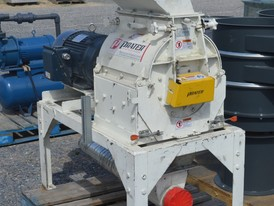 Prater Industries G5HFS Hammer Mill