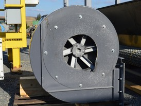 Cincinnati Fan RBE-11 Centrifugal Blower