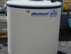 Pharmacal Research Industries 350 Gallon Tank