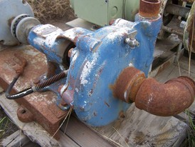 1.5 x 1.25 in Pumps & Power Centrifugal Pump for Sale