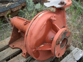 3x2 Fairbanks-Morse Centrifugal Pump for Sale
