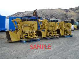 12B Eimco Mucking Machines for Sale