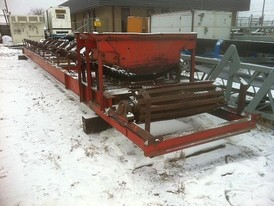 48 in. x 120 ft. long Channel Conveyors for Sale