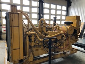 CAT 240 kW Natural Gas Generator