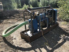4 in. Trash Pump