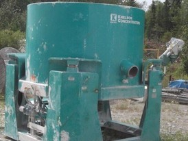 Knelson KC-CVD32 Gold Centrifugal Concentrator