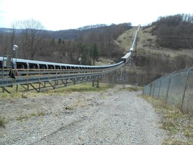 4.1 Mile Overland Conveyor System