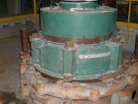 Symons 3 ft. SH Cone Crusher