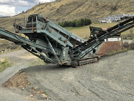 Powerscreen Chieftain 1400 Track Mobile Screen
