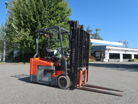 Toyota 4,000 lbs Electric Forklift
