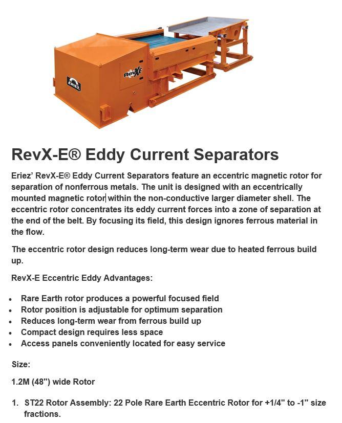 RevX-E ECS