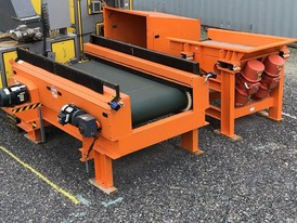 Eriez Eddy Current Magnetic Separator
