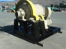 3ft. Dia. x 4ft. Long Denver Ball Mill