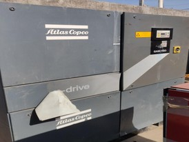 Atlas Copco GA90 VSD Screw Air Compressor