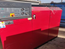 Eco Air D102 Screw Air Compressor