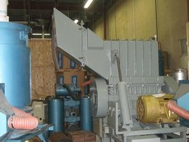 100 HP Rapid 2442RS Granulator for Sale