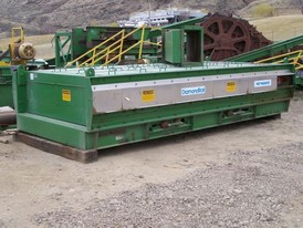 Acrowood Diamond Roll Woodchip And Sawdust Sorter