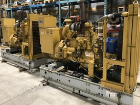 CAT 230 kW Diesel Genset Package