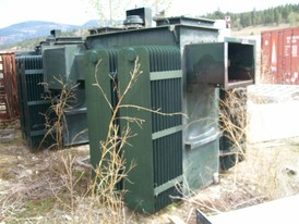 1.5 MVA Fed-Pioneer Oil Filled Transformers for Sale